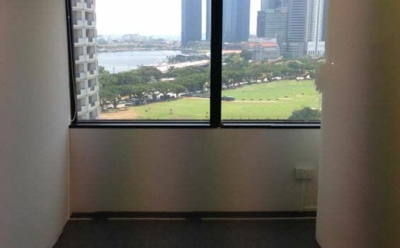 Raffles City Tower Office Space