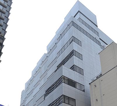 Tokyo, Shiba Daimon Office Space