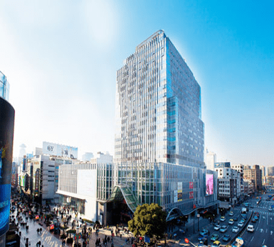 Henderson Metropolitan- Huangpu Shanghai
