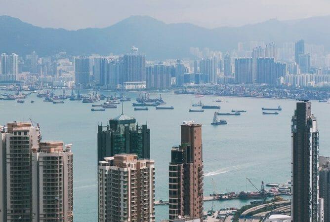 Hong Kong Office Space