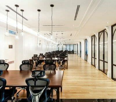 KL Sentral Smart Office
