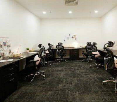 KL Sentral Serviced Office Space